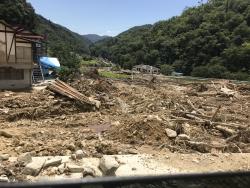 西日本豪雨災害支援